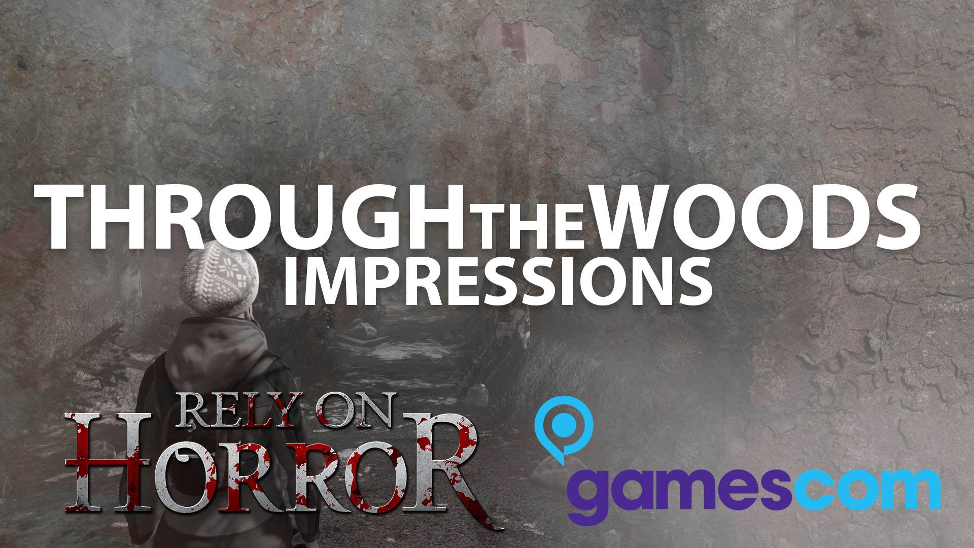Gamescom 2016: Through the Woods Impressions and Gameplay