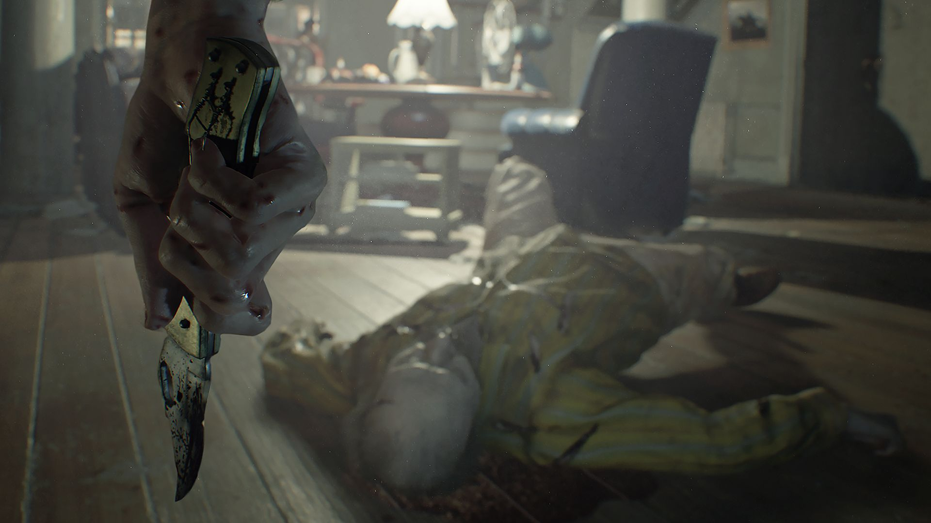 Resident Evil 7 PC System Requirements Creep Onto Steam