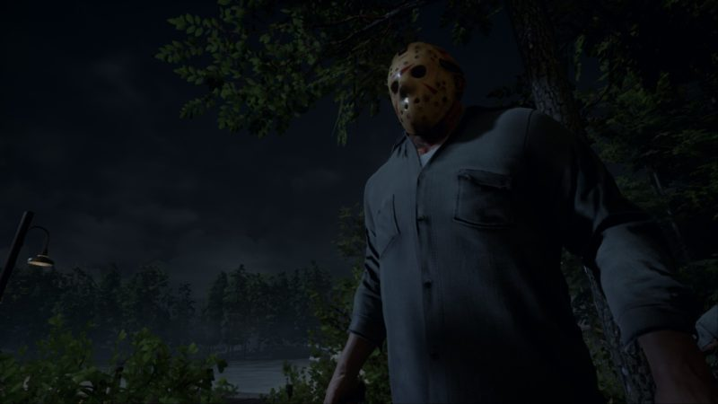 Jason Can Kill You in the Friday the 13th: The Game Teaser