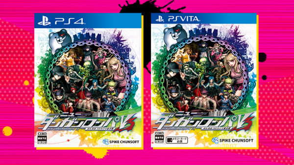 New Danganronpa V3 teaser site updates with box art, a cast photo and new info