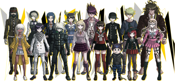 New Danganronpa V3 characters profiled, Japanese release set for January 12th
