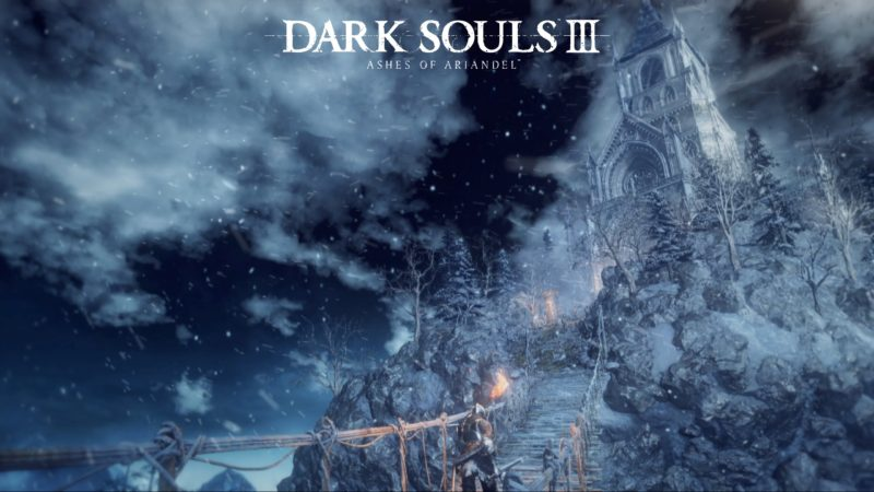 New Dark Souls III: Ashes of Ariandel Trailer Brings the Pain