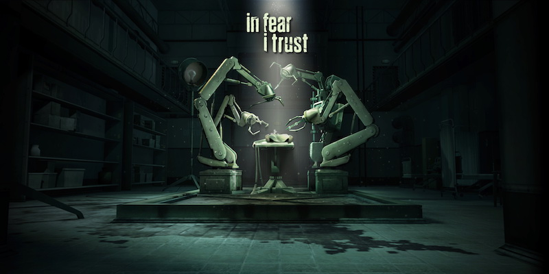 Psychological thriller In Fear I Trust released for PC