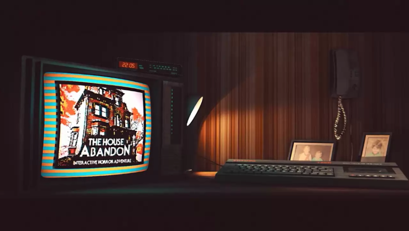 The House Abandon is a tasty morsel for Stranger Things fans