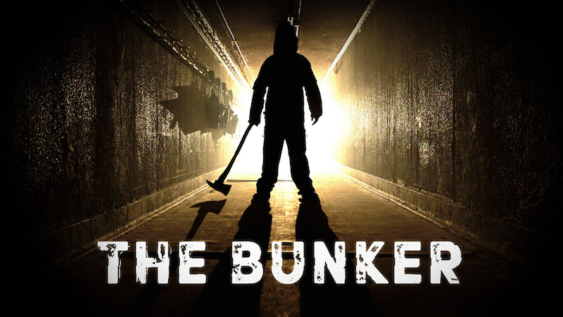 Live action horror game The Bunker released today