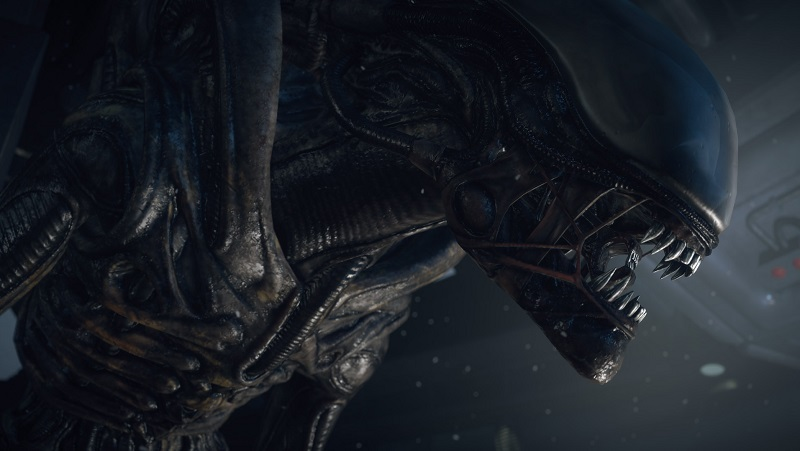 VR Support Teased for Alien: Isolation?
