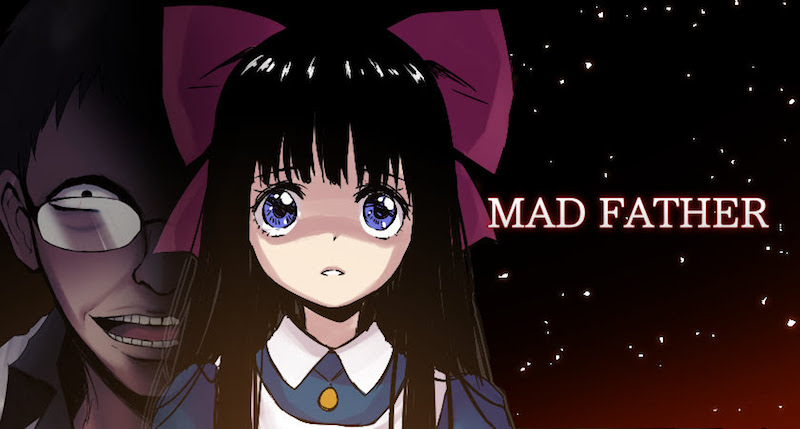 Classic JRPG Mad Father available on Steam and Playism