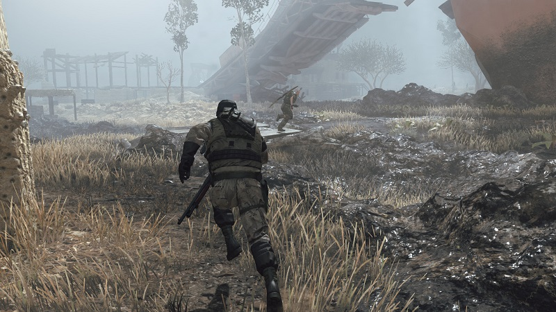 Here's Some Metal Gear Survive Gameplay to Evaluate
