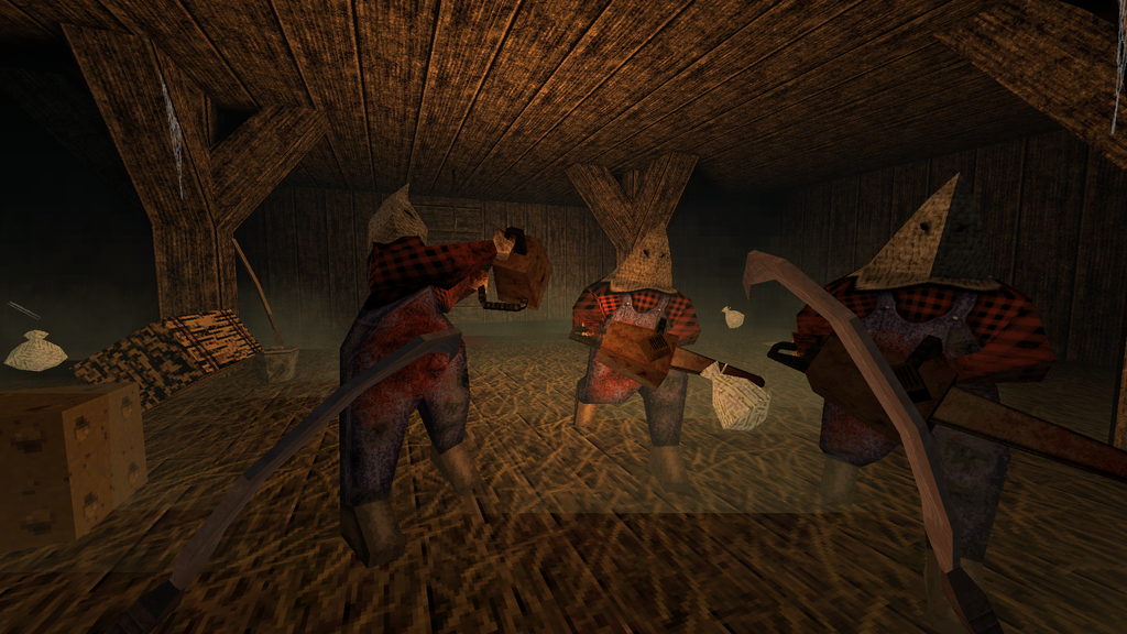 Relive 90s FPS Horror with Dusk
