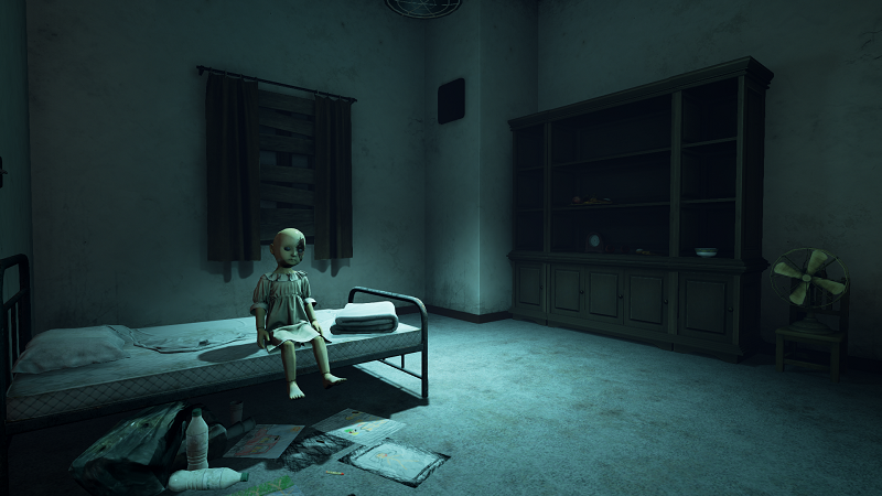 New Weeping Doll Trailer Released as Game Passes Steam Greenlight