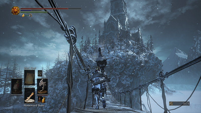 Review: Dark Souls III – Ashes of Ariandel