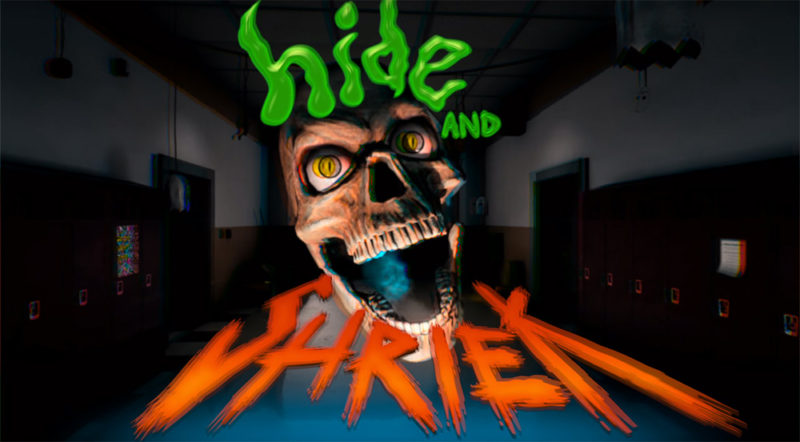 Freak Out Your Friends in Hide and Shriek