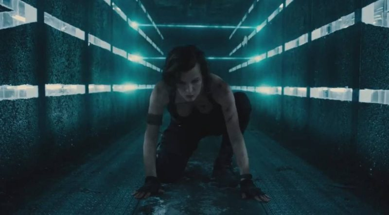 New Resident Evil: The Final Chapter International Trailer Dishes Out The Action