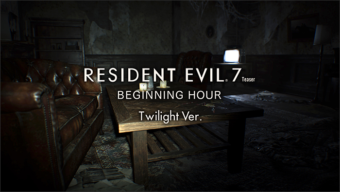 PC Demo For RE7 Coming Soon-ish