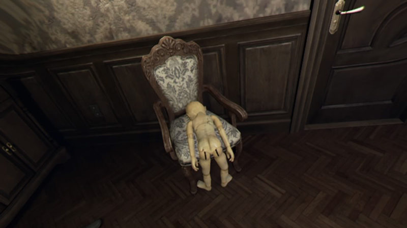 Review: Weeping Doll