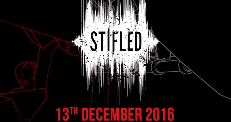Mic-Activated Horror Game STIFLED Releasing Dec 13