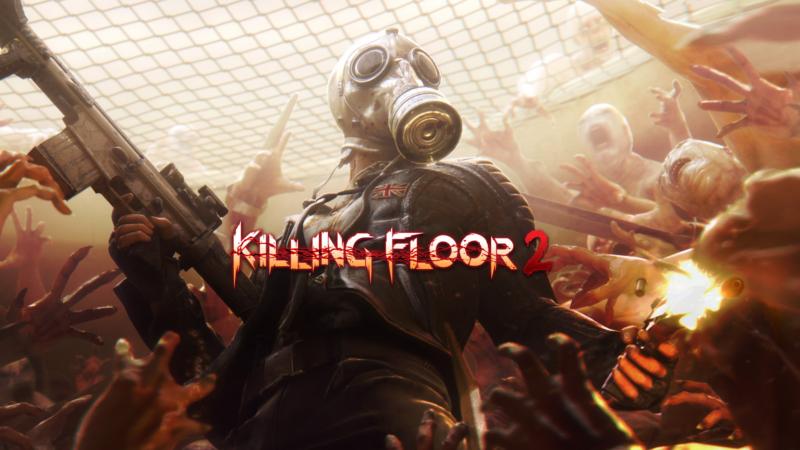 Killing Floor 2 PS4 Open Beta Releases the Clones Tomorrow