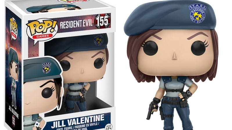 First wave of Resident Evil Funko Pops revealed, coming in January