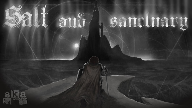 Salt and Sanctuary will be playable on Vita at PSX 2016