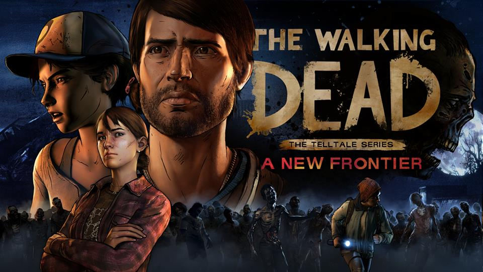 The Walking Dead: A New Frontier will premiere next month