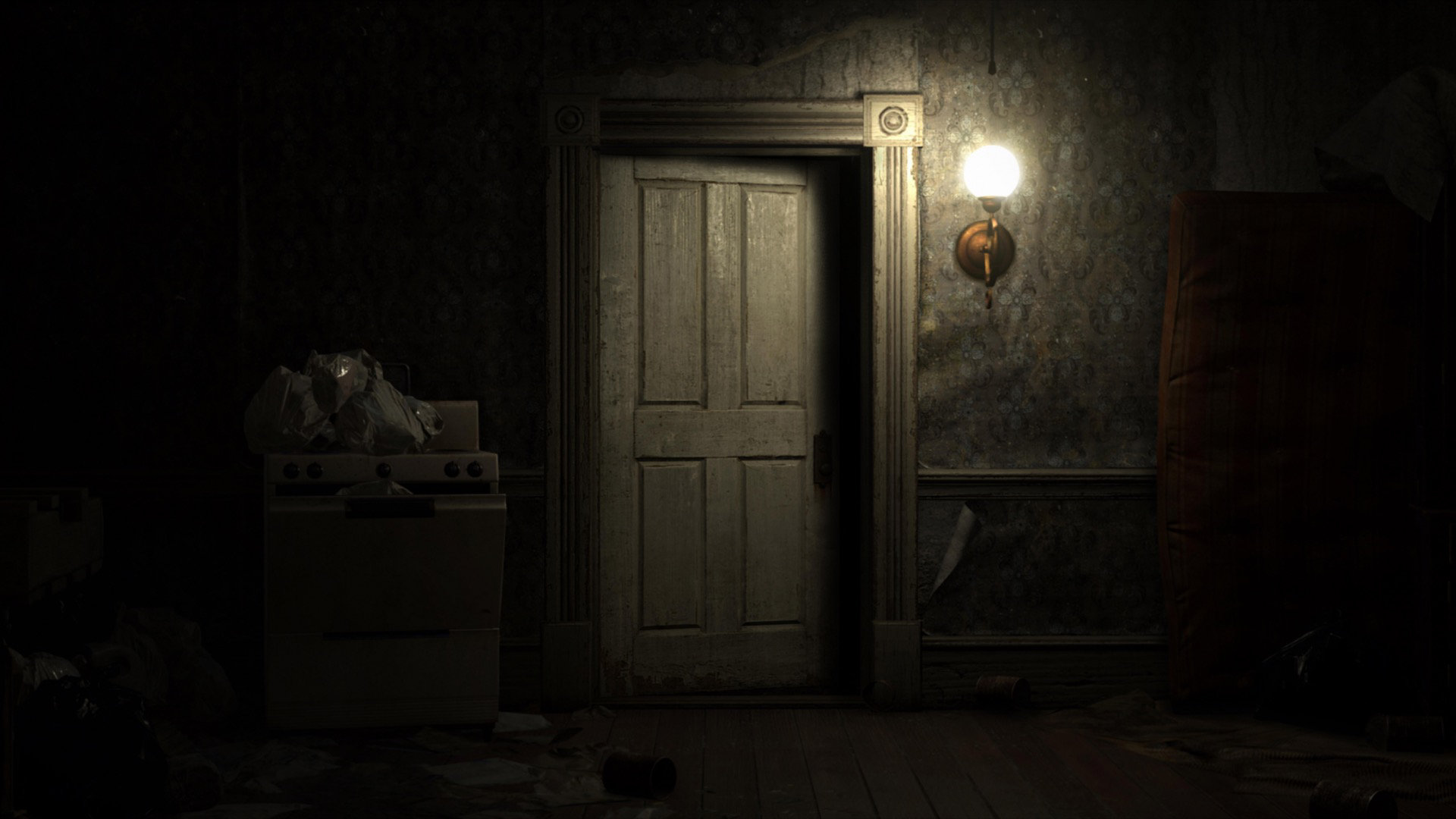 Resident Evil 7: Barricaded Rooms Accessed In Demo Through Hacking