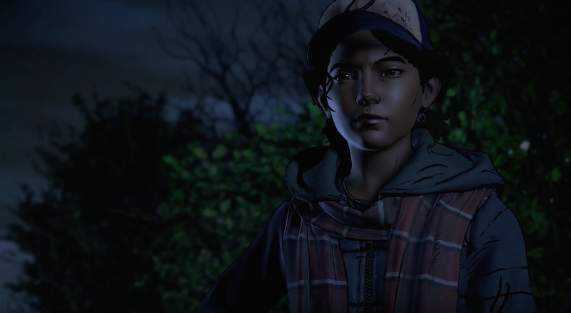 TGA 2016: New footage shown from The Walking Dead: A New Frontier