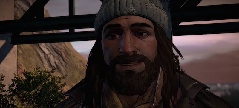 Jesus is with you in this new trailer for The Walking Dead: A New Frontier