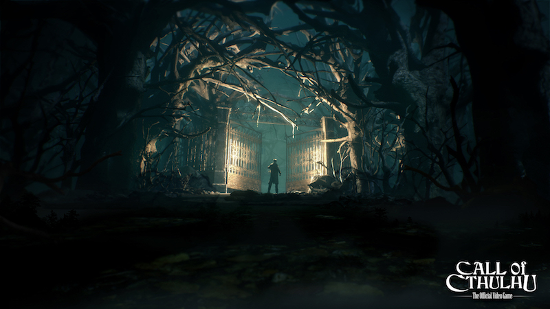 Look upon these new screens from Call of Cthulhu