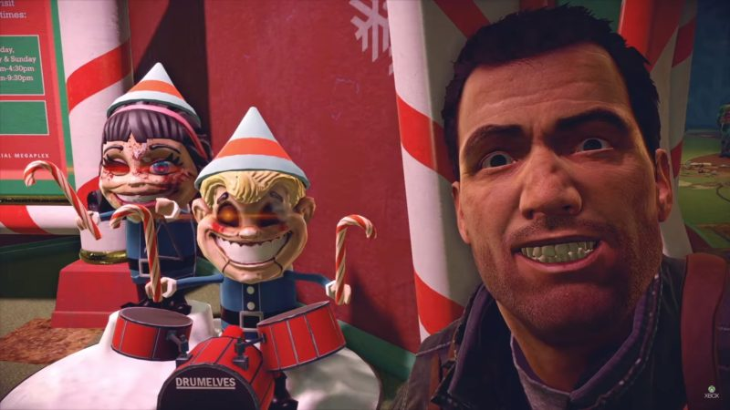 Get In The Holiday Spirit With Dead Rising 4's Launch Trailer