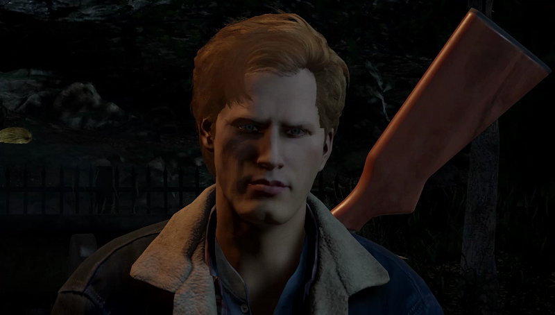 Exclusive: Tommy Jarvis Reprised by Thom Mathews in Friday the 13: The Game – First Footage!