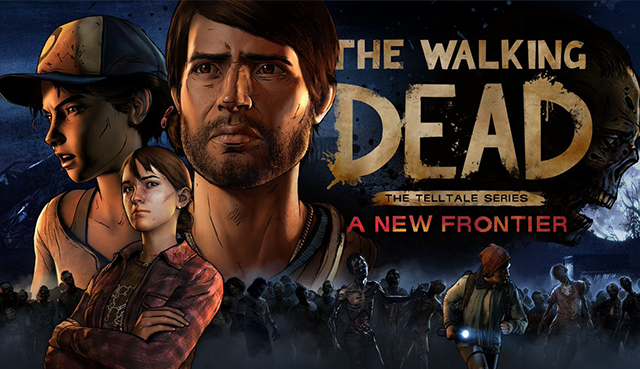 Episodes 1 and 2 of The Walking Dead: A New Frontier are now available