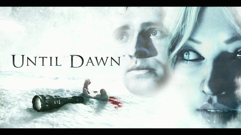 Check out Until Dawn's first-person PS3 prototype version