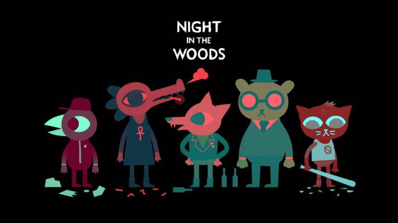 Night in the Woods Gets Official Release Date