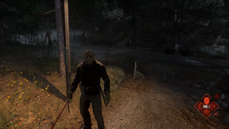 Friday the 13th Devs Reveal Playable Part 6 Jason