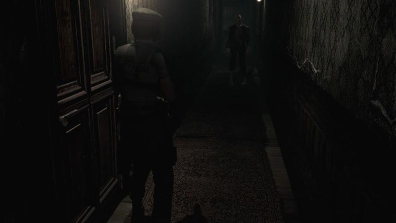 No plans for Resident Evil on Nintendo Switch