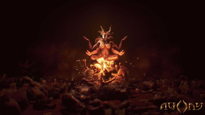 New Agony Demon Trailers are Metal AF (Also NSFW)