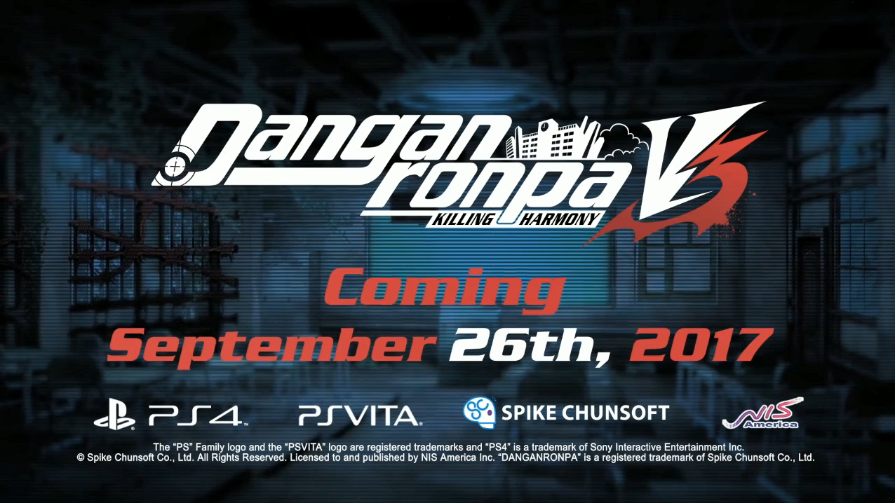 Danganronpa V3 to release on Steam alongside consoles
