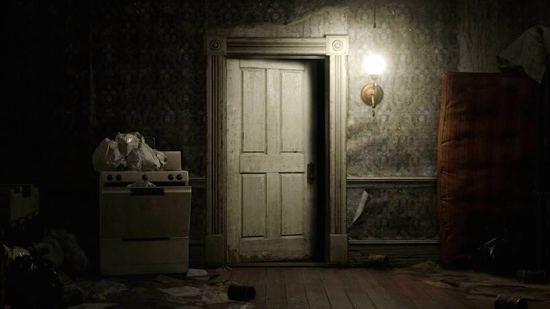 REopening the door to survival horror with Resident Evil 7