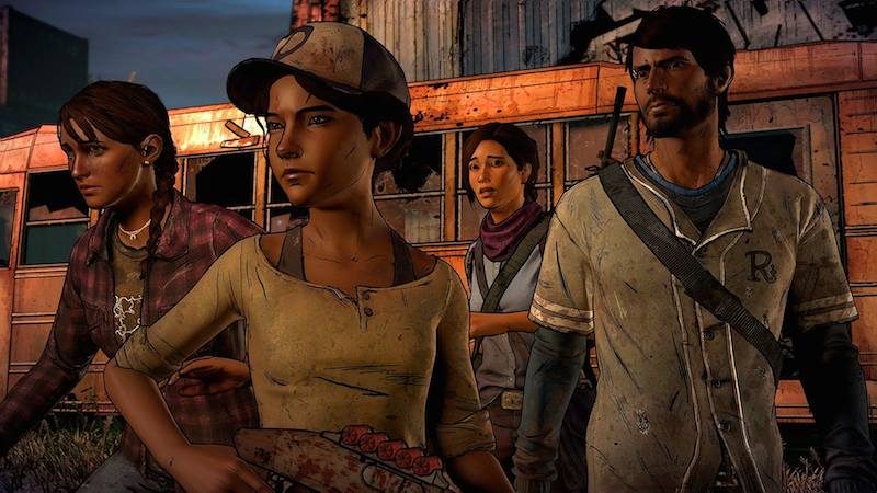 Episode 3 of The Walking Dead: A New Frontier set for March release