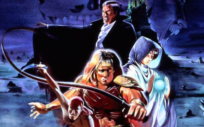 "Netflix's Castlevania series will be a ""Game of Thrones"" take on Dracula's Curse"