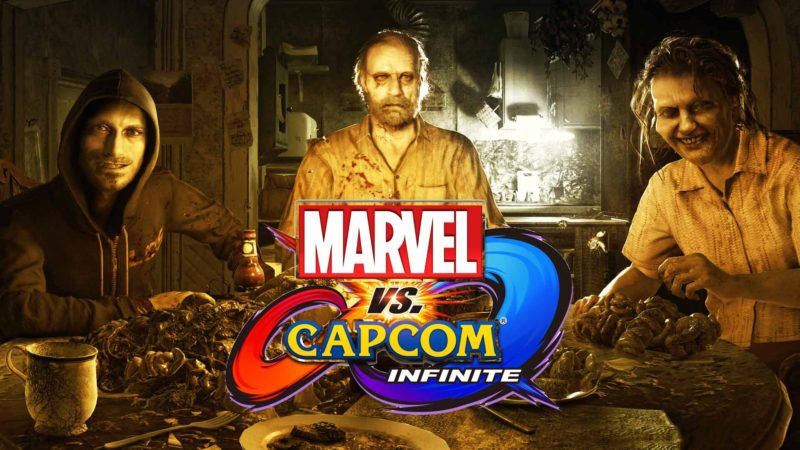 7 Reasons Why the Bakers Need to be in Marvel vs. Capcom Infinite