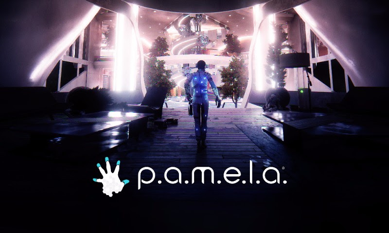 P.A.M.E.L.A. Arrives on Steam Early Access on March 9th