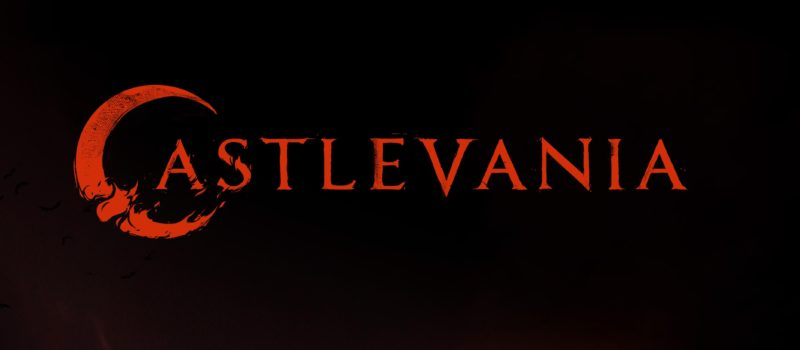 First poster revealed for the Netflix Castlevania show