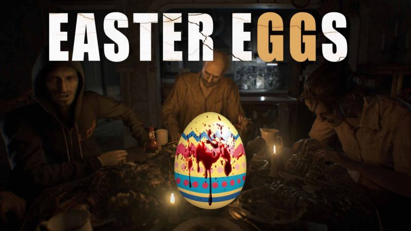 Easter Egg Hunting In: Resident Evil 7! [Video]