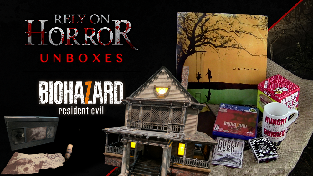 We Unbox the NA and Japanese Resident Evil 7 Collector's Editions! [VIDEO]