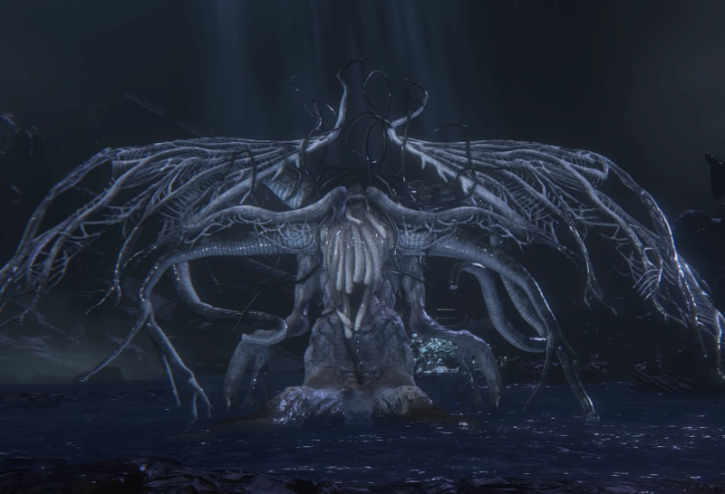 Bloodborne boss