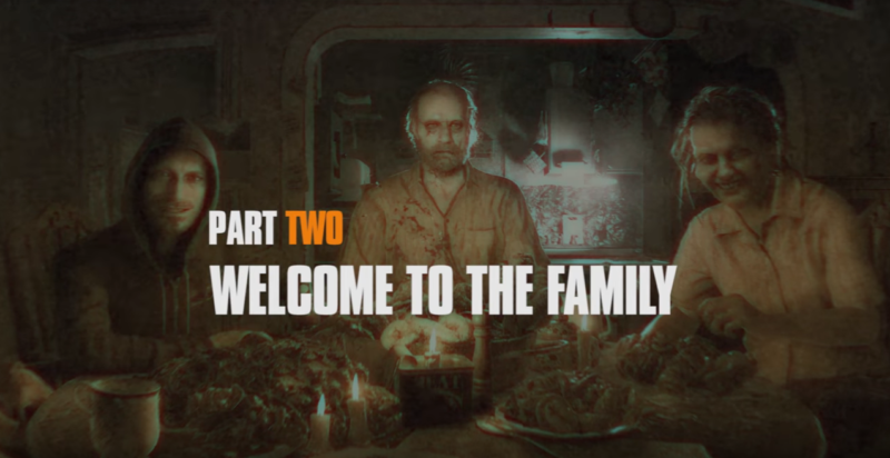 Making Of Resident Evil 7 Series' Part 2 Delves Into The Family