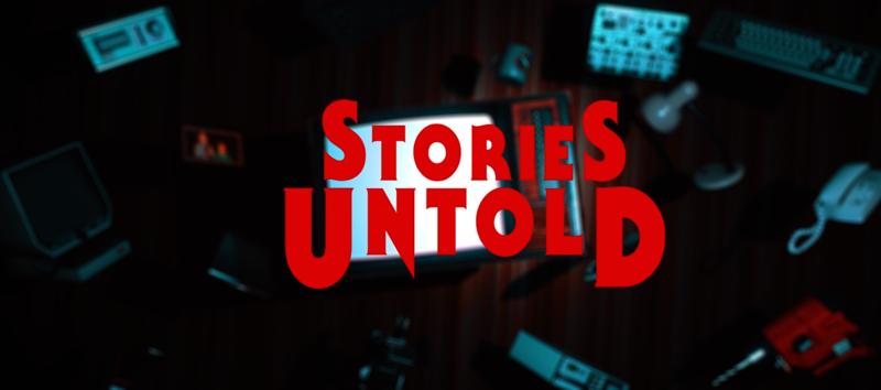 Stories Untold Title