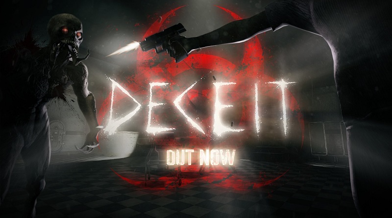 Multiplayer Horror Deceit Leaves Early Access