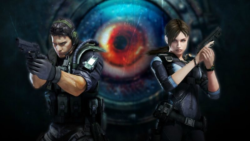 Resident Evil Revelations is coming to PlayStation 4 and Xbox One